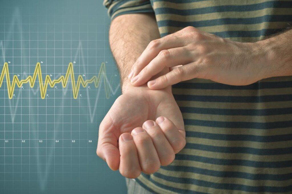 درمان و کنترل تپش قلب