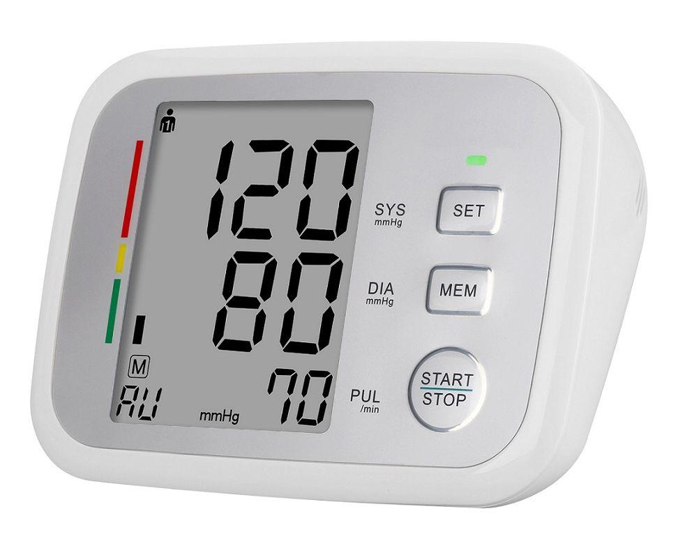 نحوه گرفتن فشار خون با دستگاه دیجیتال