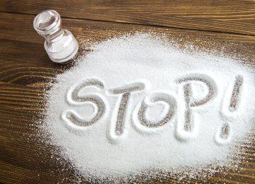 نمک مضر برای واریس