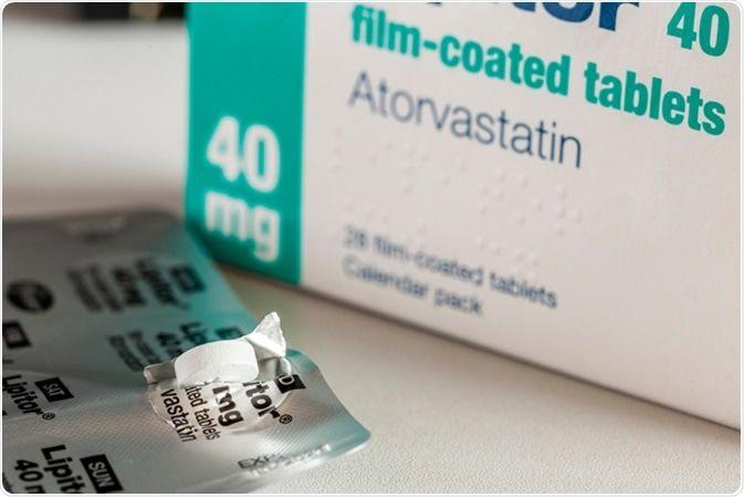 تداخلات دارویی آتورواستاتین