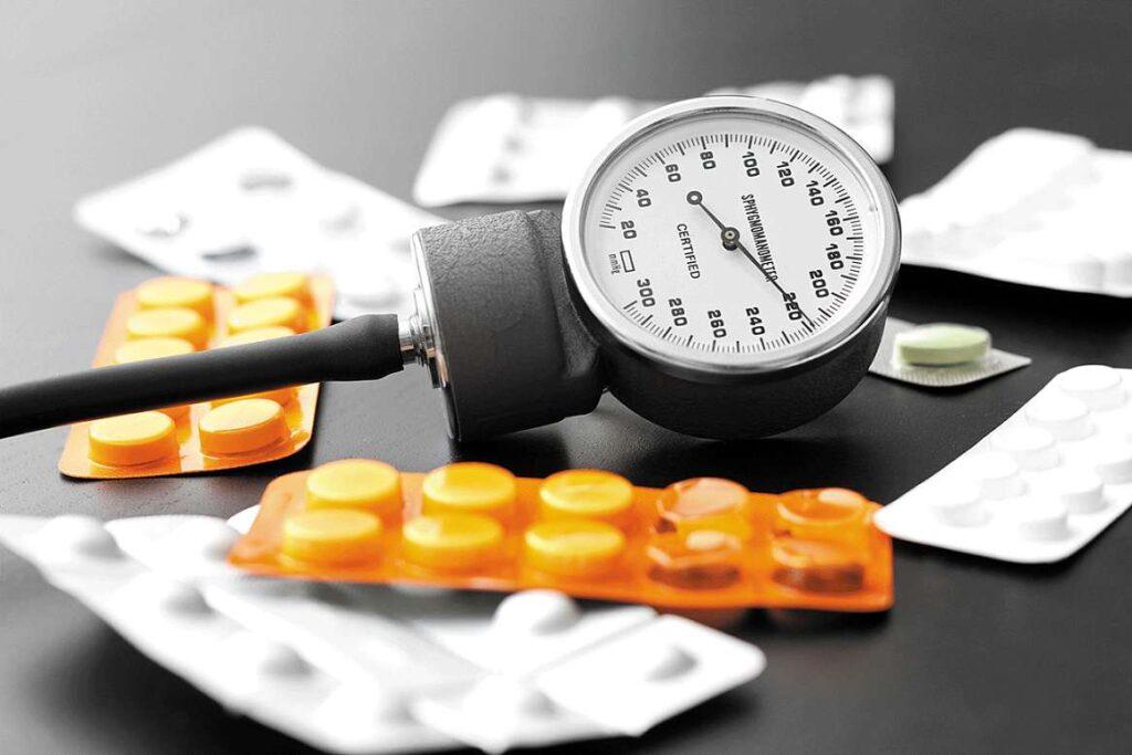 قرص فشار خون والزومیکس