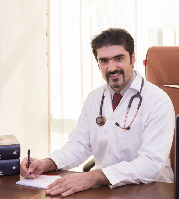 دکتر نادر افشاری متخصص قلب و عروق