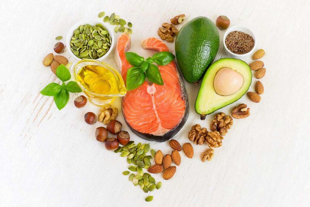 کاهش کلسترول خون با مصرف غذا