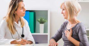 علائم چربی خون در زنان